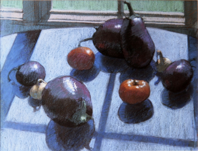 mostly-eggplant-and-tomatoes_24x28_1979180