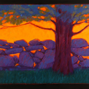 "POLLY HILL WALL, oil, 24""x 40"", 2011, SOLD"
