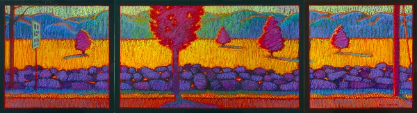 state-road-meadow-triptych-300